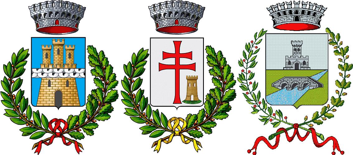 stemma provvisorio del comune di Borgo Valbelluna