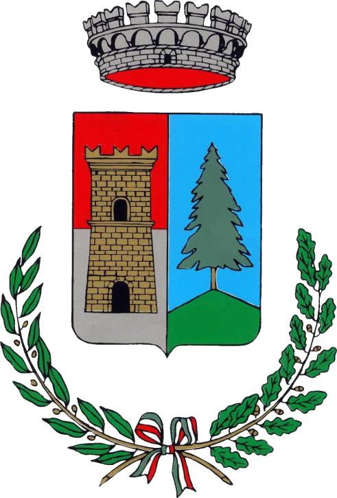 stemma del comune di Fonzaso