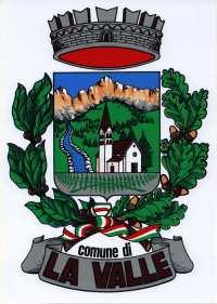 stemma del comune di La Valle Agordina