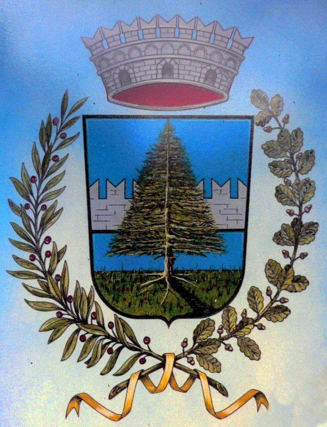 stemma del comune di San Tomaso Agordino