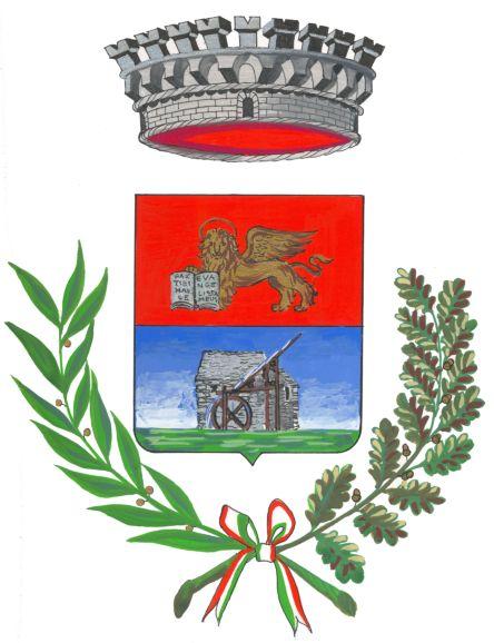 stemma del comune di Soverzene