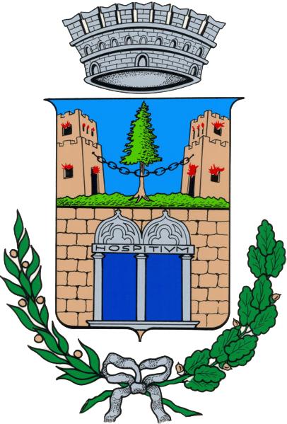 stemma del comune di Ospitale di Cadore