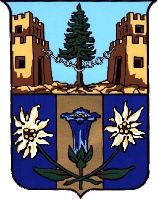 stemma del comune di Zoppè di Cadore