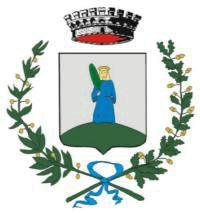 stemma del comune di Colle Santa Lucia