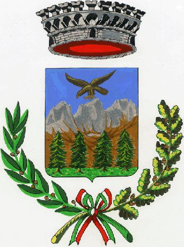 stemma del comune di Falcade