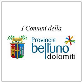 i Comuni della Provincia di Belluno
