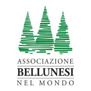 Il logo dell'Associazione Bellunesi nel Mondo