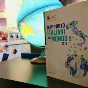 Italiani nel mondo: è ora disponibile in Biblioteca il RIM 2019