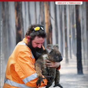 """12. È uscito il numero di febbraio della rivista """"Bellunesi nel mondo"""": uno speciale agli incendi in Australia, con un approfondimento sugli incentivi fiscali per chi decide di rientrare in Italia"""