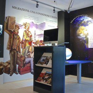 """Coronavirus, il Museo interattivo delle Migrazioni e la Biblioteca delle migrazioni """"Dino Buzzati"""" rimarranno chiusi"""