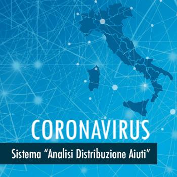 Coronavirus. La mappa della distribuzione dei materiali necessari alle Regioni e Province autonome