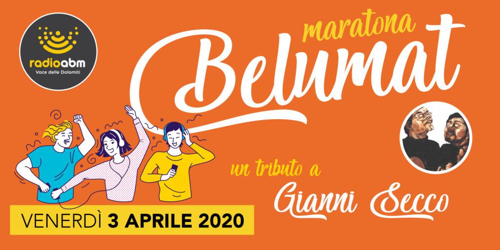Maratona Belumat. Un tributo a Gianni Secco