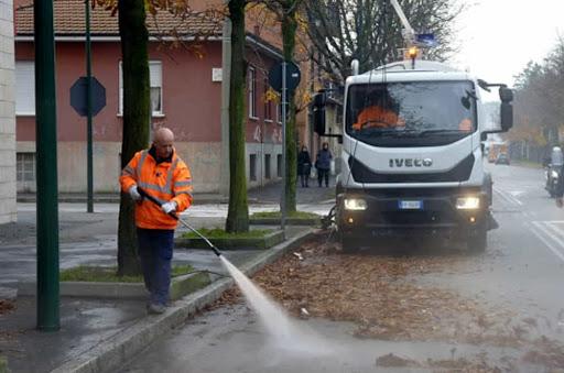 Coronavirus. La Provincia di Belluno intensifica la pulizia delle strade