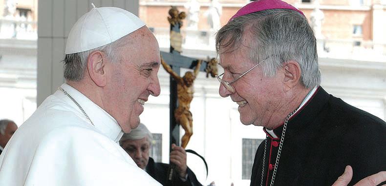 Enemésio Angelo Lazzaris. È mancato il vescovo brasiliano di origini zoldane