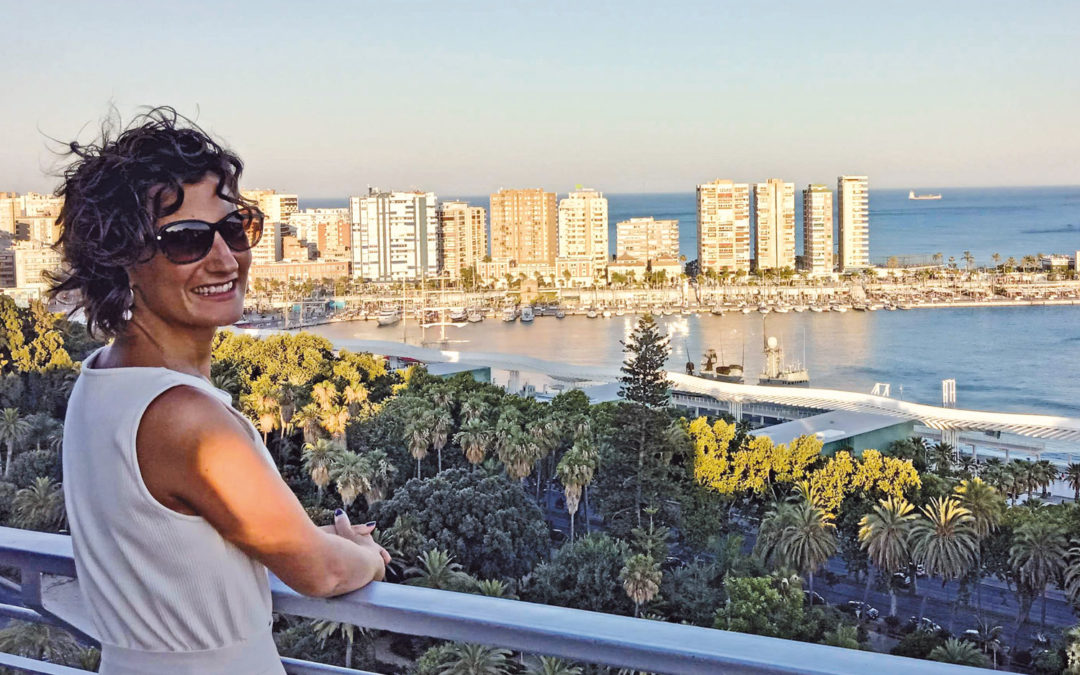 Martina Crepaz. Emigrare è sinonimo di crescita, scoperta e conoscimento