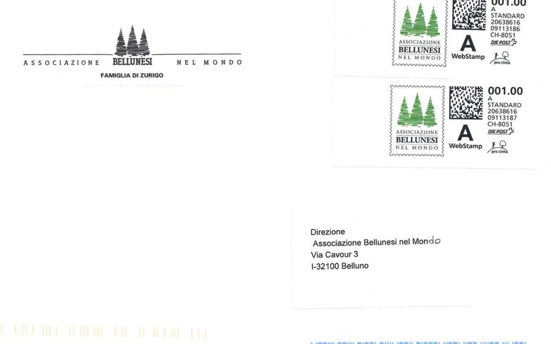 57. La Famiglia Bellunese di Zurigo mette a confronto le Poste Svizzere con quelle italiane