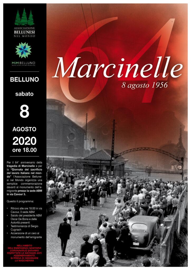64° tragedia di Marcinelle