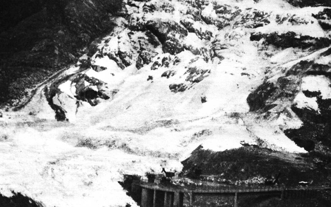 55° anniversario della tragedia di Mattmark