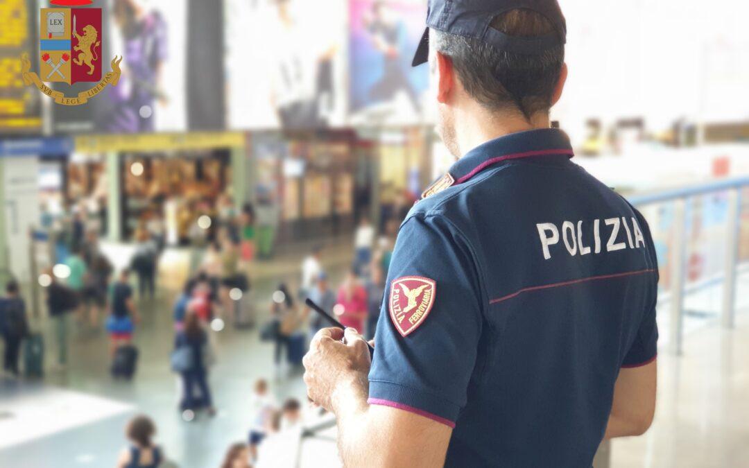 """Operazione """"Rail Action Week 2020"""" nelle stazioni del Veneto. Settimana di controlli  della Polizia dedicati alla sicurezza  in ambito ferroviario"""