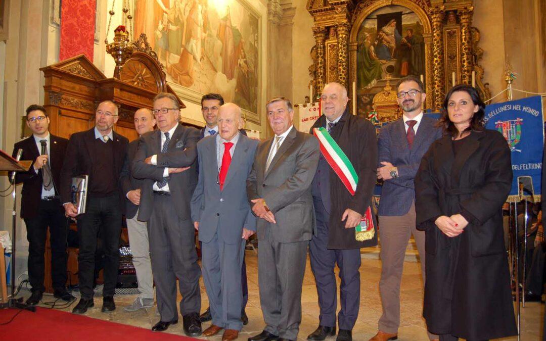 """65. Aperto il bando per l'edizione 2020 del premio internazionale """"Bellunesi che hanno onorato la provincia di Belluno in Italia e all'estero"""""""