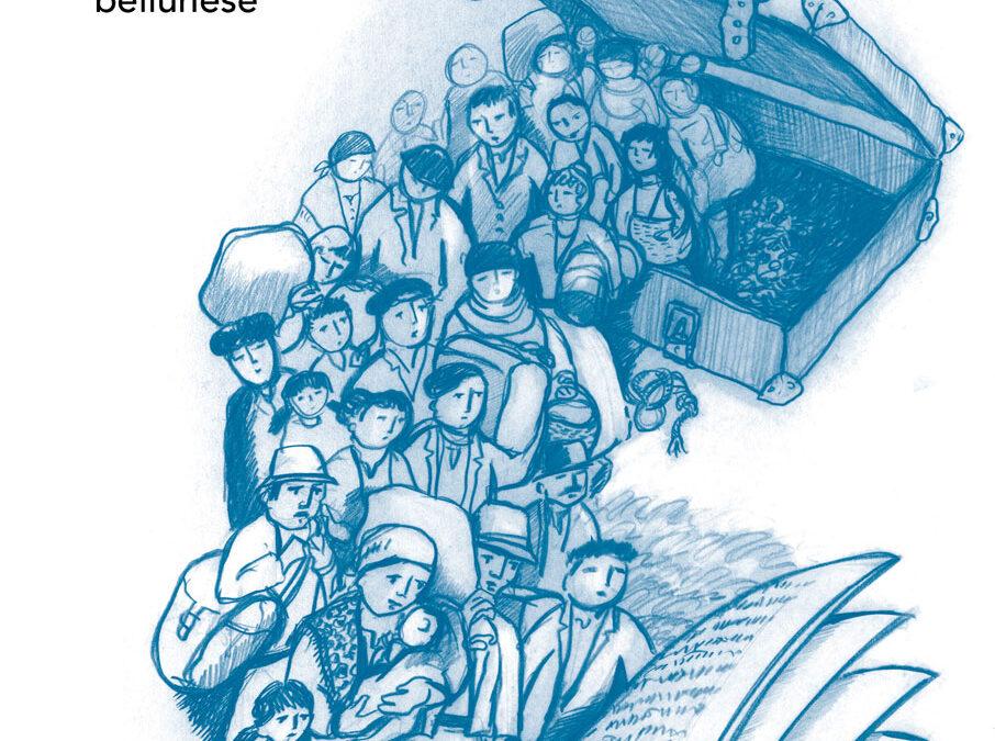 """73. """"Il loro destino stava in Brasile"""". A Soverzene la presentazione del libro di Luisa Carniel"""