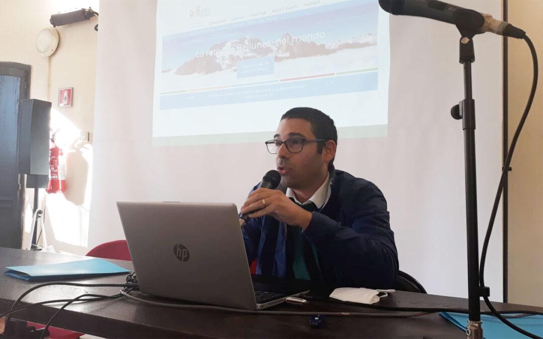 """70. L'Abm presente alla """"Giornata della migrazione"""" organizzata dalla Mantovani nel mondo"""