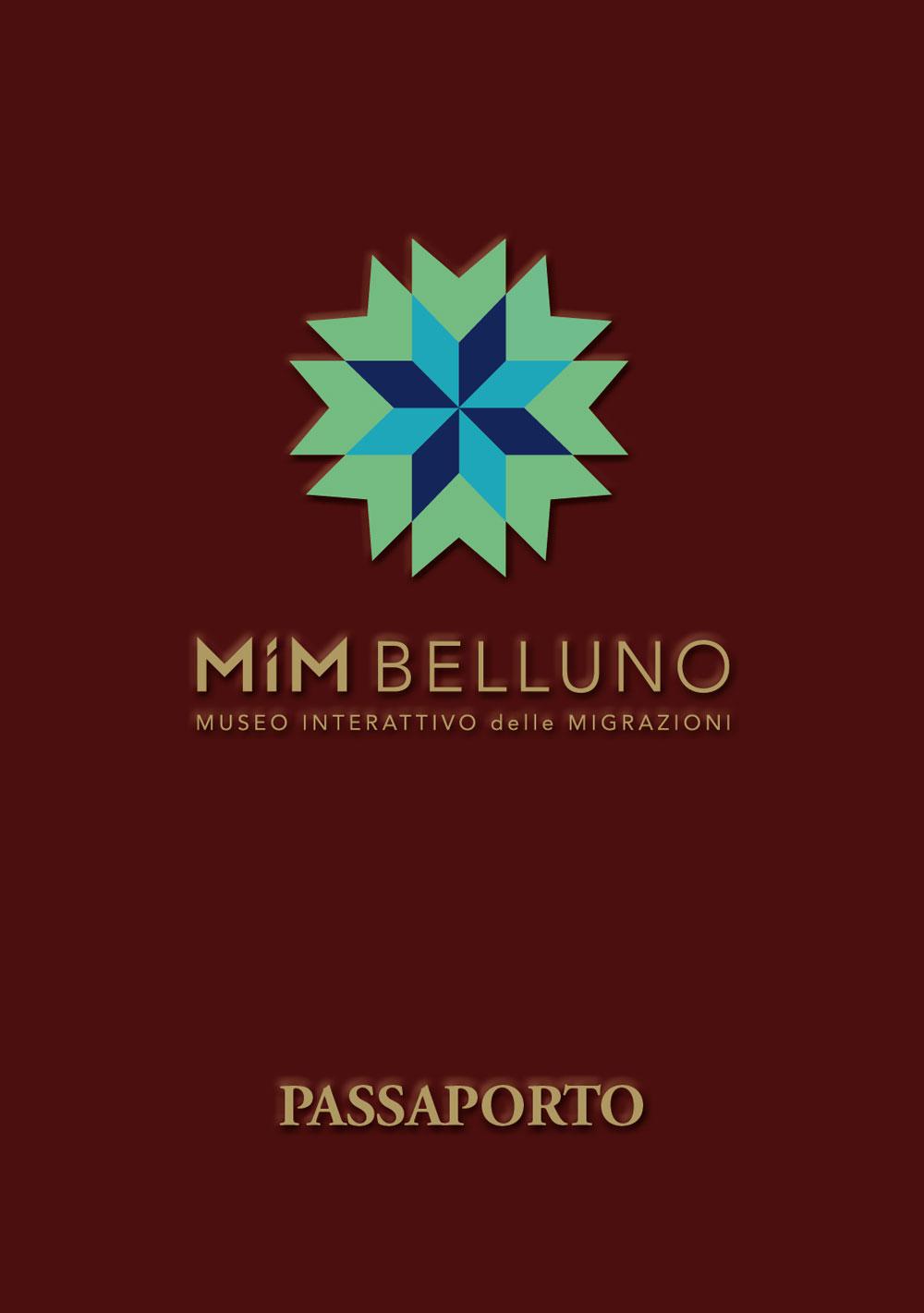 Passaporto del MiM Belluno