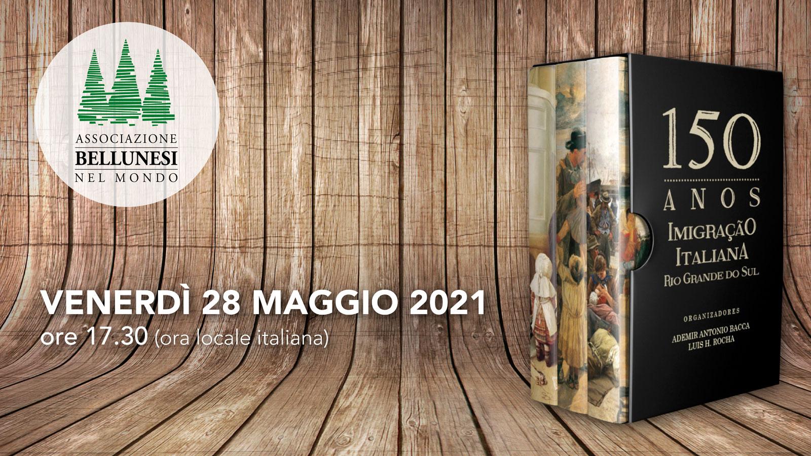 150 anni immigrazione italiana nel Rio Grande do Sul