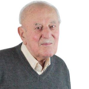 """È morto Emilio Bridda. Colonna portante della Famiglia Ex emigranti """"Monte Pizzocco"""". Premio """"Eccellenze venete"""" 2019"""