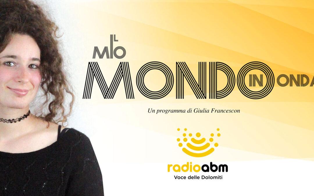 """24. """"Il mio mondo in onda"""". Radio Abm racconta le storie dei nuovi bellunesi"""