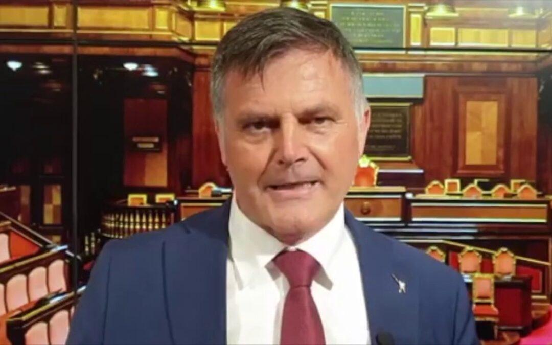 È morto il senatore Paolo Saviane