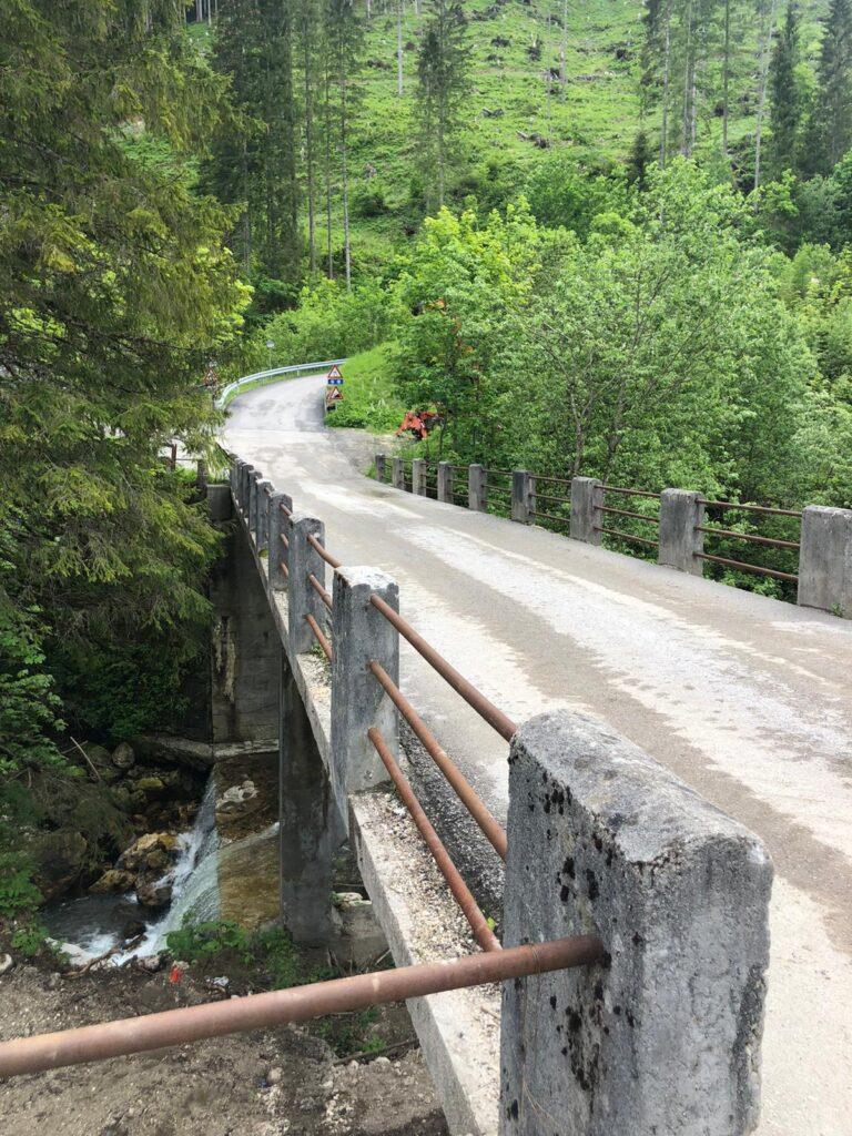 Ponte in Val di Zoldo