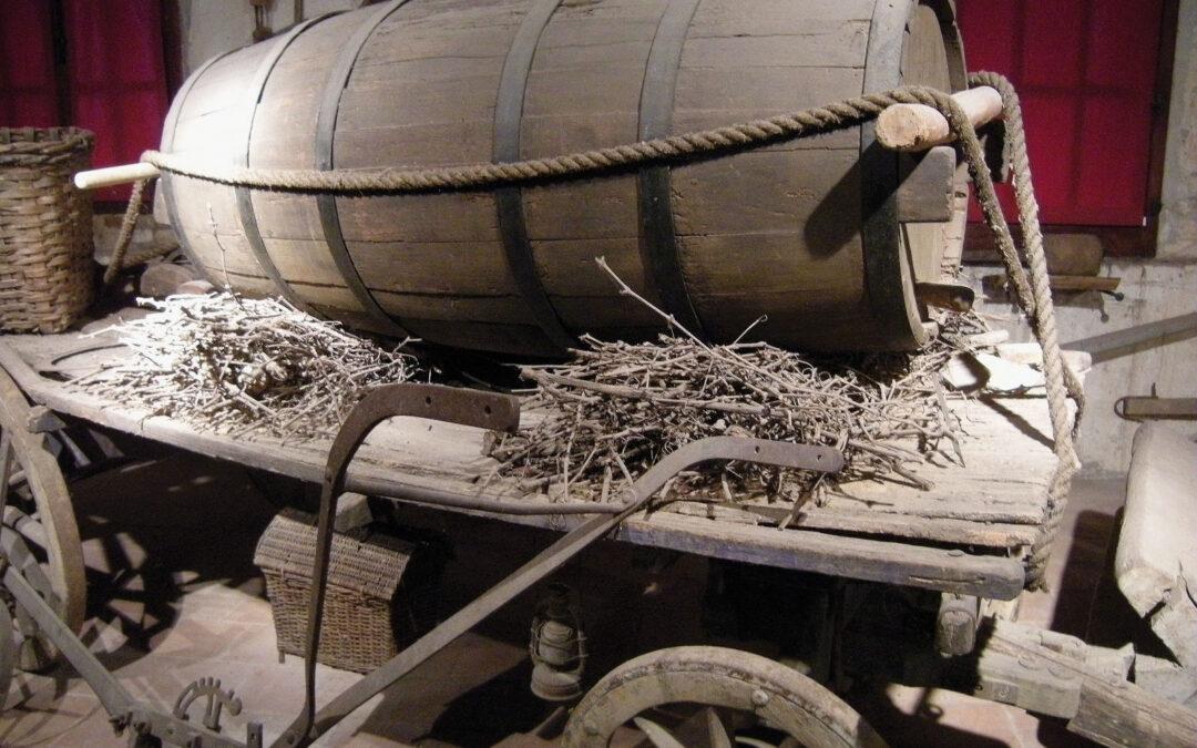 Viaggio nel XIX secolo. I trasporti e il mercato del vino